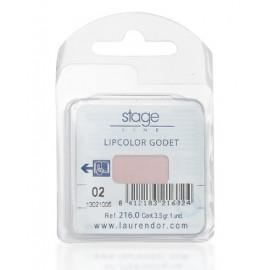 - STAGE LINE - Lipcolor Godet 23 ROSA NACAR