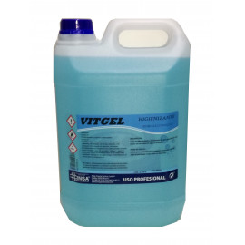 Gel Hidroalcoholico Sanitizante 5000 ml