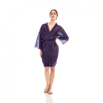 Kimono Desechable Tnt AZUL