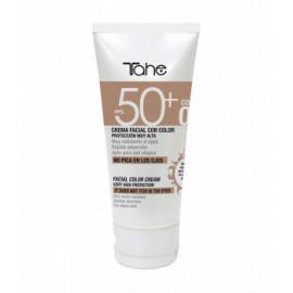 - TAHE - Fotoprotector Facial FPS 50+ nº 02 50 ml