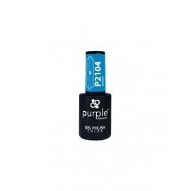 - PURPLE - Esmalte Permanente en Gel Be Fancy P2104 10 ml