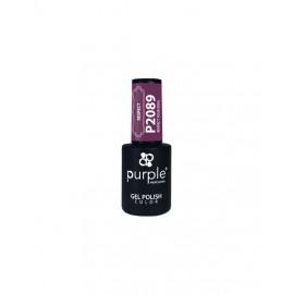 - PURPLE - Esmalte Permanente en Gel Respect Your Soul P2089 10 ml