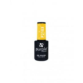 - PURPLE - Esmalte Permanente en Gel Be Positive P2103 10 ml