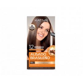 - KATIVA - Kit Alisado Brasileño SIN FORMOL
