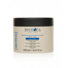- BYOTHEA - Crema Anticelulítica Efecto Calor 500 ml