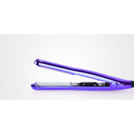 - PERFECT BEAUTY - Plancha de Pelo Titanium Mirror VIOLETA