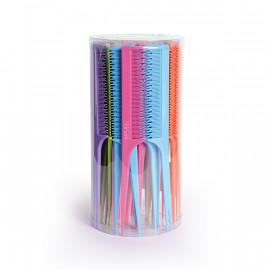 - BIFULL - Peine Púa Plástico Colores