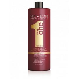- REVLON - Champú y Acondicionador Uniq One 1000 ml