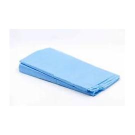 MDM - Bolsa 50 capas desechables azul