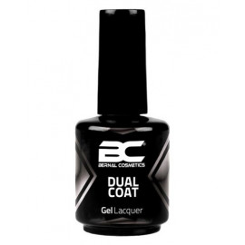 - BC - Gel Laquer Dual Coat (base y finish) Esmalte con lámpara 15 ml.