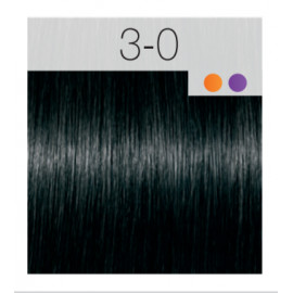 - SCHWARZKOPF - Tinte Igora Royal 3/0 Castaño Oscuro 60 ml + oxidante gratis
