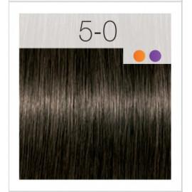 - SCHWARZKOPF - Tinte Igora Royal 5/0 Castaño Claro + oxidante gratis