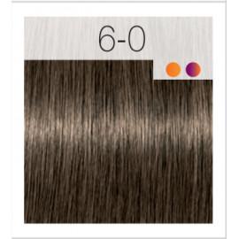 - SCHWARZKOPF - Tinte Igora Royal 6/0 Rubio Oscuro + oxidante gratis
