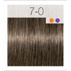 - SCHWARZKOPF - Tinte Igora Royal 7/0 Rubio Medio 60 ml + oxidante gratis