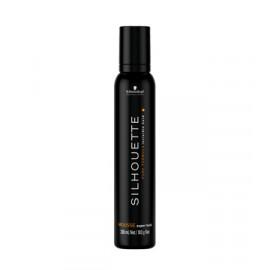 - SCHWARZKOPF - Espuma Silhouette fijación extrafuerte 500 ml