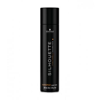 - SCHWARZKOPF - Laca Silhouette fijación extrafuerte 750 ml