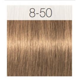- SCHWARZKOPF - Tinte Igora Royal Absolutes 8/50 Rubio Claro Dorado Natural 60 ml + oxidante gratis