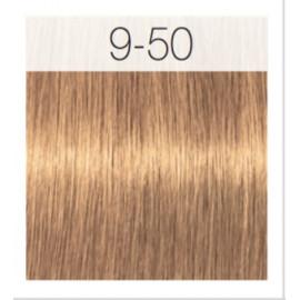 - SCHWARZKOPF - Tinte Igora Royal Absolutes 9/50 Rubio Muy Claro Dorado Natural 60 ml + oxidante gratis