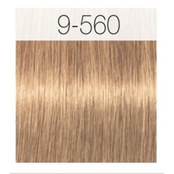 - SCHWARZKOPF - Tinte Igora Royal Absolutes 9/560 Rubio Muy Claro Dorado Chocolate 60 ml + oxidante gratis