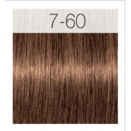 - SCHWARZKOPF - Tinte Igora Royal Absolutes 7/60 Rubio Medio Chocolate Natural 60 ml + oxidante gratis