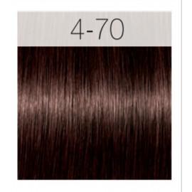 - SCHWARZKOPF - Tinte Igora Royal Absolutes 4/70 Castaño Medio Cobrizo Natural 60 ml + oxidante gratis