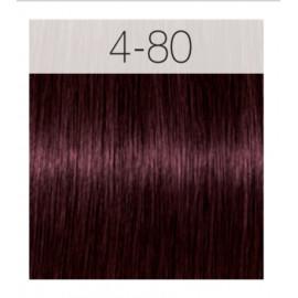 - SCHWARZKOPF - Tinte Igora Royal Absolutes 4/80 Castaño Medio Rojo Natural 60 ml + oxidante gratis