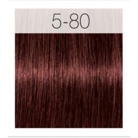 - SCHWARZKOPF - Tinte Igora Royal Absolutes 5/80 Castaño Claro Rojo Natural 60 ml + oxidante gratis