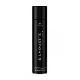 - SCHWARZKOPF - Laca Silhouette fijación extrafuerte 300 ml