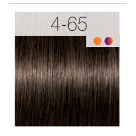 - SCHWARZKOPF - Tinte Igora Royal 4/65 Castaño Medio Marrón Dorado 60 ml + oxidante gratis