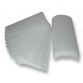 - MDM - Tiras especial mechas foam 30x11cm 100 unidades