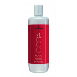 - SCHWARZKOPF - Oxidante Igora Royal 30 vol 1000 ml