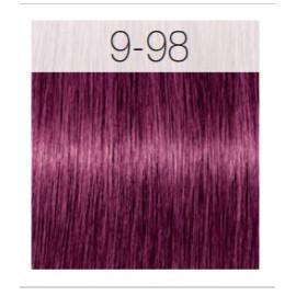 - SCHWARZKOPF - Tinte Igora Royal 9/98 Rubio muy Claro Violeta Rojo 60 ml + oxidante gratis