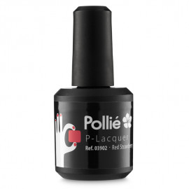 - POLLIE - Esmalte semi-permanente P-Laquer Red Strawberry 15 ml