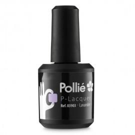 - POLLIE - Esmalte semi-permanente P-Laquer Lavanda 15 ml