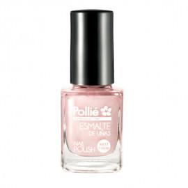 - POLLIE - Esmalte de uñas Rosa Nacarado 12 ml