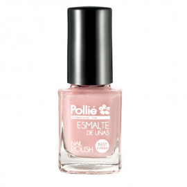 - POLLIE - Esmalte de uñas Rosa Pastel 12 ml