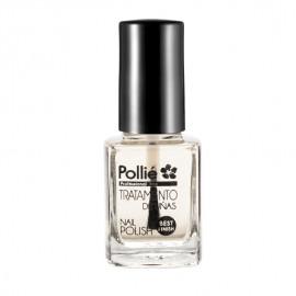 - POLLIE - Brillo Secante Top Coat Efecto Gel 12 ml.