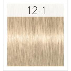 - SCHWARZKOPF - Tinte Igora Royal Highlifts 12/1 Superaclarante Ceniza 60 ml + oxidante gratis