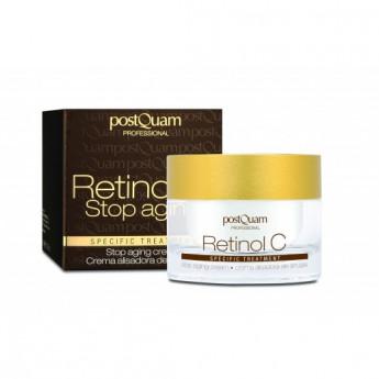 - POSTQUAM - Crema antiarrugas con Retinol y Vitamina C 50 ml