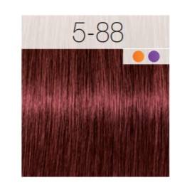 - SCHWARZKOPF - Tinte Igora Royal 5/88 Castaño Claro Rojo Intenso 60 ml + oxidante gratis