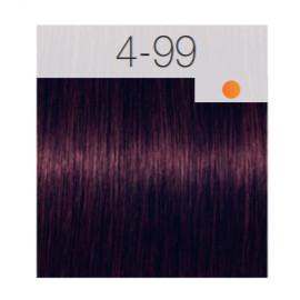 - SCHWARZKOPF - Tinte Igora Royal 4/99 Castaño Medio Violeta Intenso 60 ml + oxidante gratis