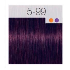 - SCHWARZKOPF - Tinte Igora Royal 5/99 Castaño Claro Violeta Extra 60 ml + oxidante gratis