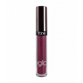 - TAHE - Brillo de Labios Water Shine Strass color 55 Fuxia 6 ml