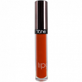 - TAHE - Brillo de Labios Water Shine Strass color 58 Rojo Ácido 6 ml