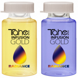 - TAHE - Tratamiento Infusion Gold Radiance 2x10 ml