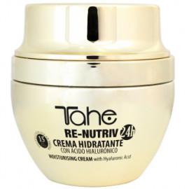 - TAHE - Crema Re- Nutriv Hidratante de día con ácido hialurónico (fps15) 50 ml.