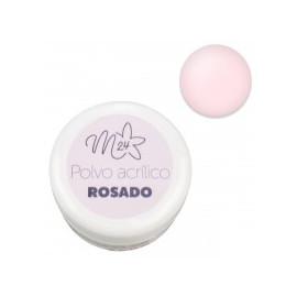 - M24 - Polvo acrílico Rosado 30 gramos