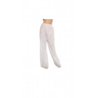 - MDM - Pantalón presoterapia blanco tnt individual 40 gr