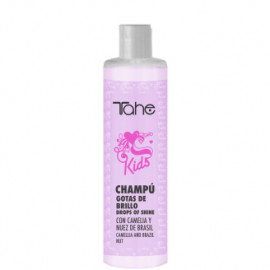 - TAHE - Champú KIDS 2 phase gotas de brillo (0% sulfatos) 300 ml