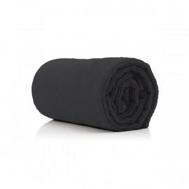 - BIFULL - Toalla NEGRA algodón 90x50 cm